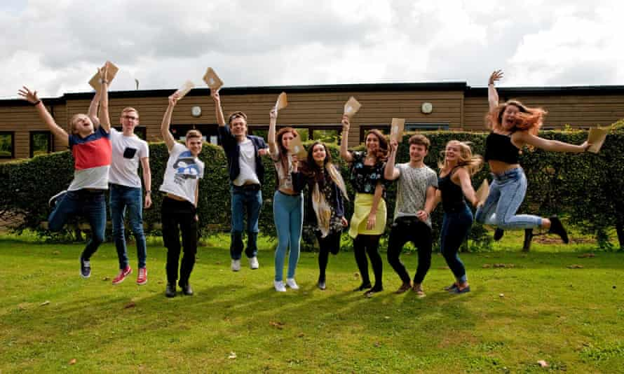 More students have been accepted into university than ever before after A-level results were revealed last week.