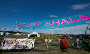 Anti Fracking campaigners on their six day reclaim the power camp near Westby, Lancashire, where Cuadrilla are planning to extract shale gas by fracking on 15 August 2014.