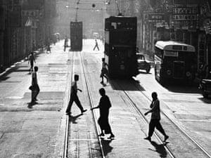 People Crossing, 1957.