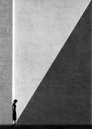 Approaching Shadow, 1954.