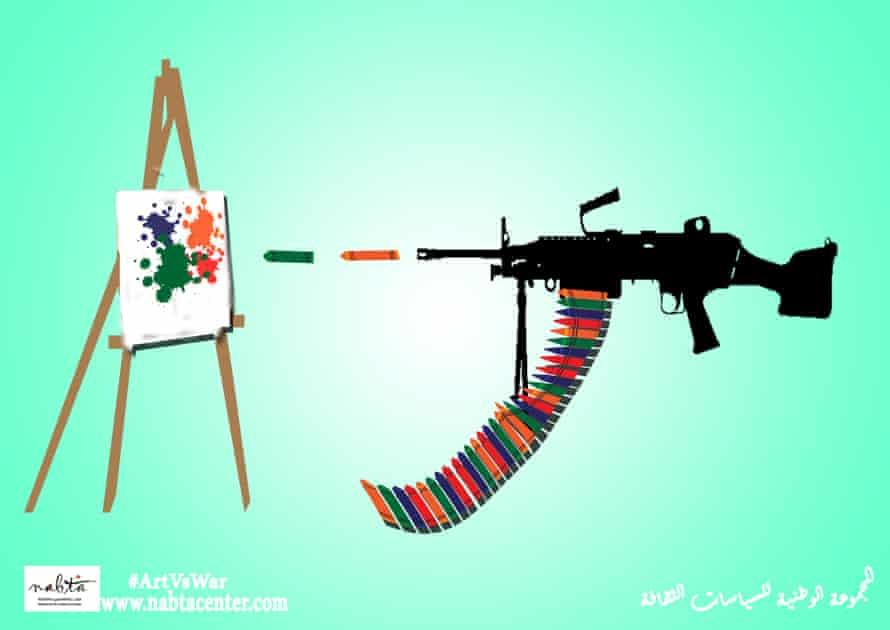 Art vs War