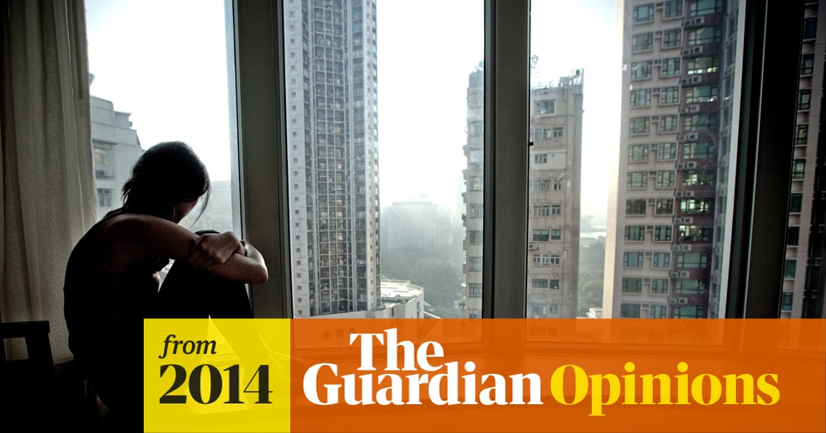 Depression is a disease of loneliness | Depression | The Guardian