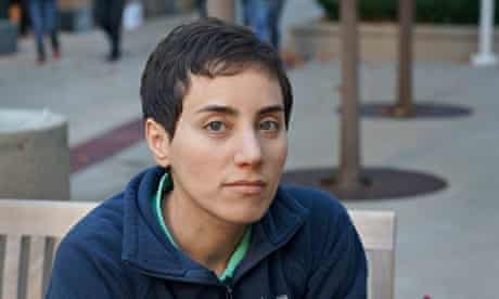 Undated handout Maryam Mirzakhani