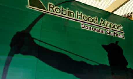 Doncaster Robin Hood airport
