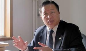 Gao Zhisheng in 2005.