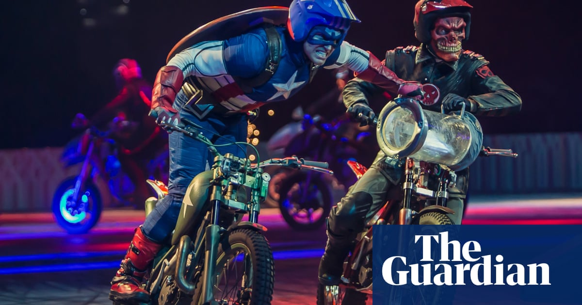 Marvel Universe Live is a fun show for kids, but a nightmare for