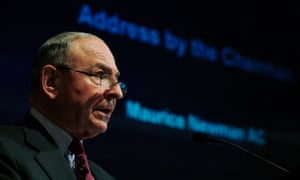 Maurice Newman, Tony Abbott's top business adviser, is the latest politician to make public comments denying global warming.