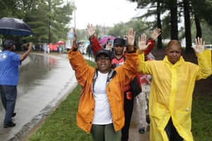 Michael Brown protesters