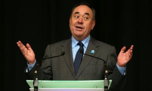 Alex Salmond says Australia has never looked back since independence.