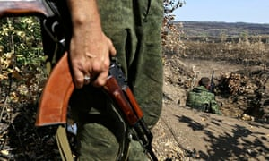 Pro-Russia rebels