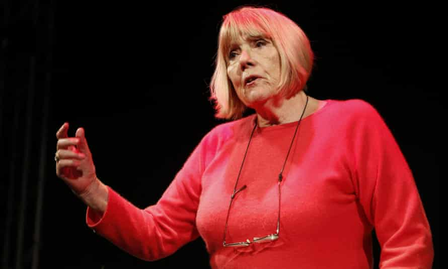 Diana Rigg in No Turn Unstoned at the Edinburgh festival.