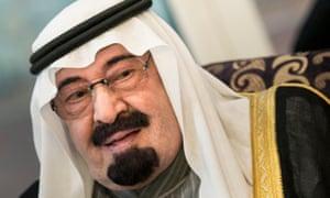 Saudi Arabia's King Abdullah bin Abdulaziz al-Saud: 'Some people use the word Wahhabism to describe
