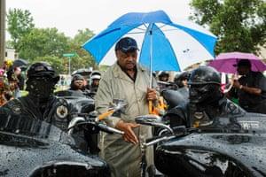 Jesse Jackson in Ferguson