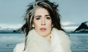 Press image of singer and songwriter Imogen Heap