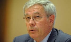 Professor Julian Disney, head of the Australian Press Council.