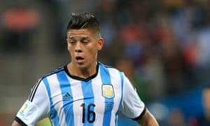 Soccer - Marcos Rojo File photo