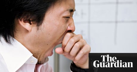 Japanese firms encourage their dozy workers to sleep on the job