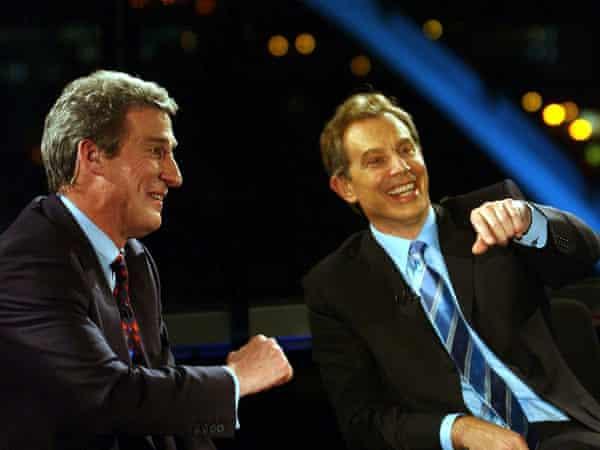 Tony Blair Jeremy Paxman