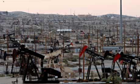 Fracking In California Under Spotlight