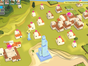 Godus gets you to play god with a growing tribe of followers.