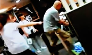 CCTV of McDonald's murder in Zhaoyuan China sparks outrage