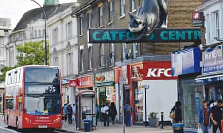 Let's move to Catford