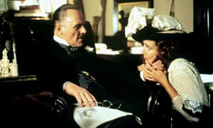 Anthony Hopkins and Emma Thompson in Howards End