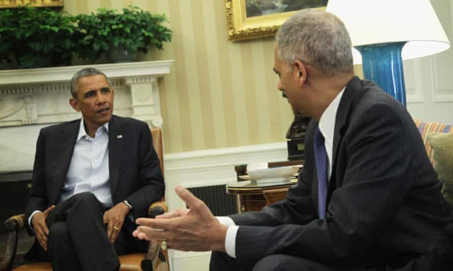 Obama Ferguson briefing