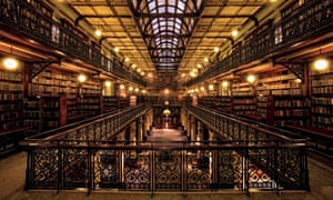The Mortlock Chamber, State Library of South Australia, Adelaide, South Australia.