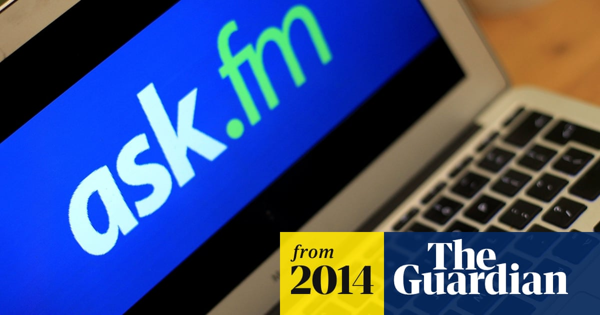 Ask Fm S New Owners Vow To Crack Down On Bullying Or Shut The Site