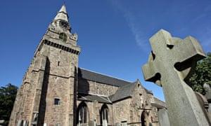 A Church of Scotland kirk