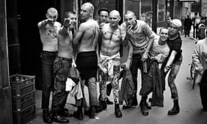 skinheads in chelsea 1982 derek ridgers