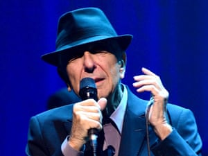 Leonard Cohen in concert at James L Knight Center, Miami, America - 20 Mar 2013