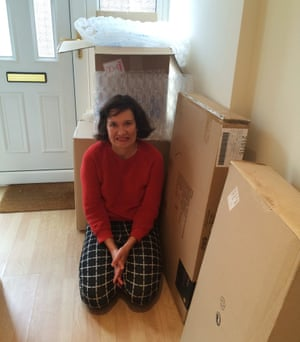 'I could probably have tried to send them back' Sophie Heawood and her excess flatpack furniture