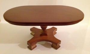 Doll's house table