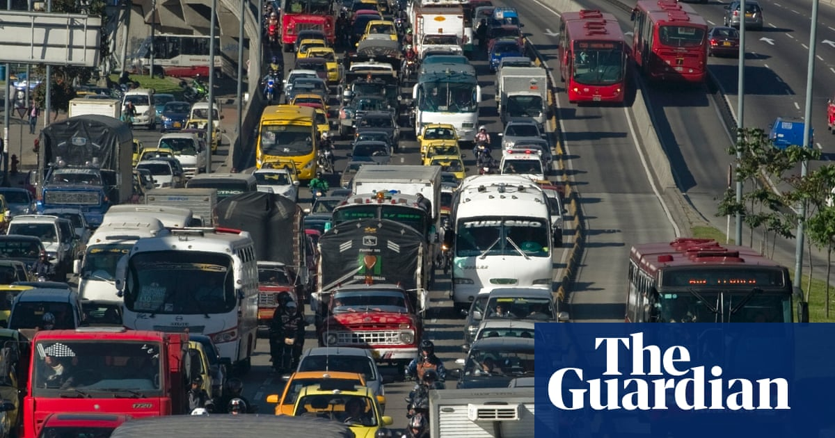 Buses are the future of urban transport  No, really | Cities | The