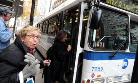 New York express bus