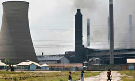 Resident near Mopani Copper plant in Zambia