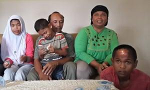 Rangkuti family