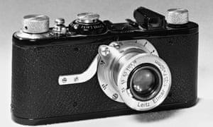 Leica 1 camera, 1925.