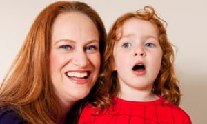 Emily Beecher and her daughter, Maisie.