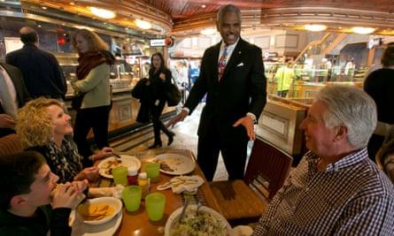 Carnival Cruise CEO Arnold Donald