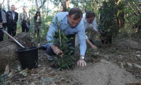 Tony Abbott Green Army