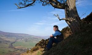 Rob Penn on the hills