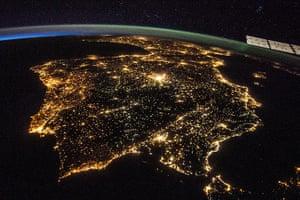 20 photos: Iberian Peninsula at night