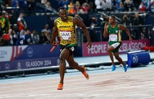 Usain Bolt by Tom Jenkins: Usain Bolt