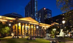 State Library of Victoria, Melbourne, Victoria