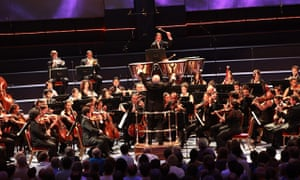 Daniel Barenboim Divan Orchestra Royal Albert Hall