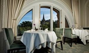 The Pompadour in Edinburgh