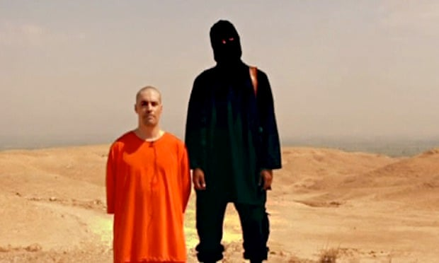 Execution of James Foley by ISIS